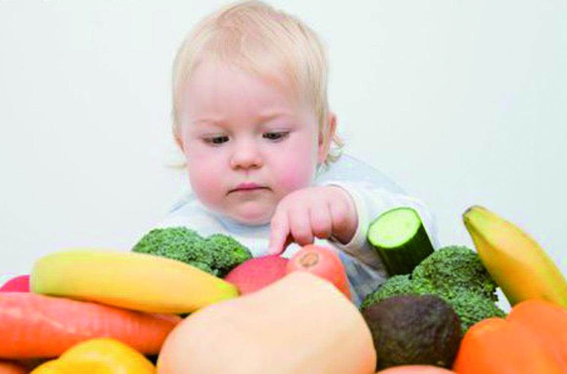 Alimentos Indicados Para Cada Idade